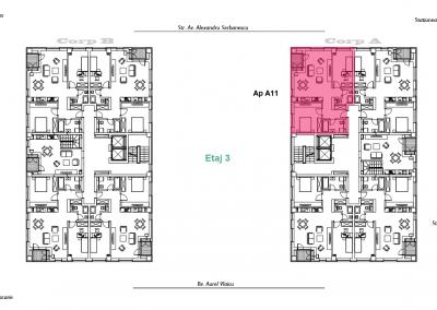 corp A - apartament 11 - aviatoriiresidence.ro 2D