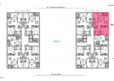 corp A - apartament 12 - aviatoriiresidence.ro 2D