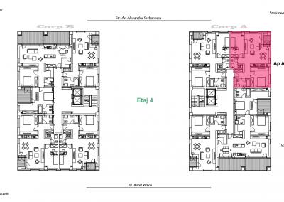 corp A - apartament 16 - aviatoriiresidence.ro 2D