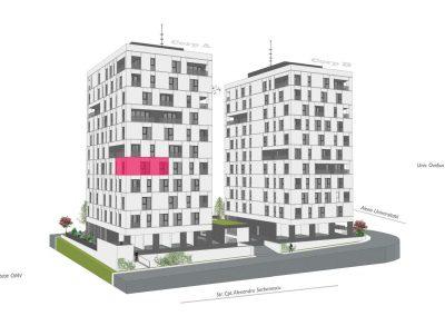 corp A - apartament 16 - aviatoriiresidence.ro