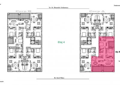 corp A - apartament 17 - aviatoriiresidence.ro 2D