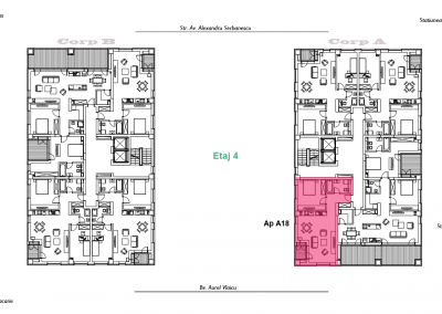 corp A - apartament 18 - aviatoriiresidence.ro 2D