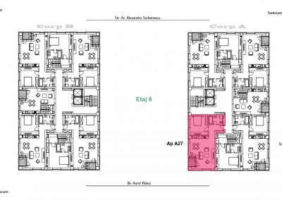 corp A - apartament 27 - aviatoriiresidence.ro 2D