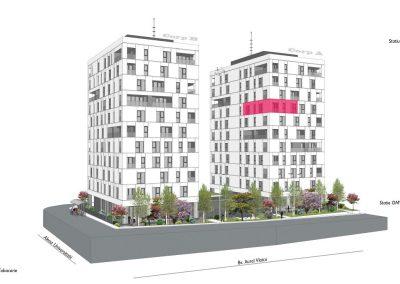 corp A - apartament 31 - aviatoriiresidence.ro