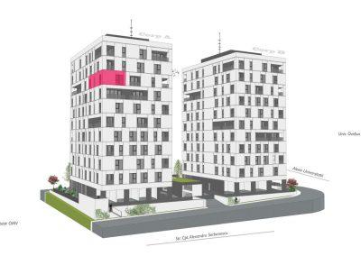 corp A - apartament 33 - aviatoriiresidence.ro