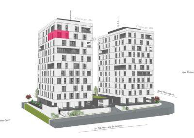 corp A - apartament 38 - aviatoriiresidence.ro