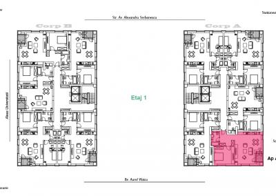 corp A - apartament 4 - aviatoriiresidence.ro 2D