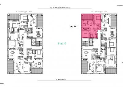 corp A - apartament 41 - aviatoriiresidence.ro 2D