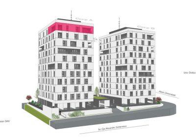 corp A - apartament 42 - aviatoriiresidence.ro