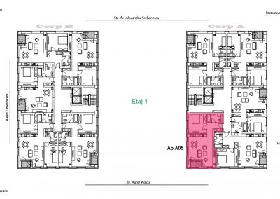 corp A - apartament 5 - aviatoriiresidence.ro 2D