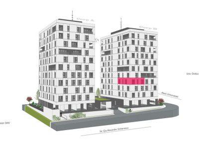 corp B - apartament 14 - aviatoriiresidence.ro