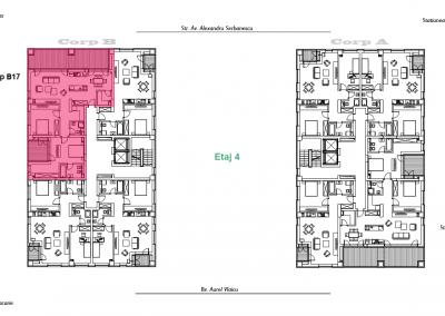 corp B - apartament 17 - aviatoriiresidence.ro 2D