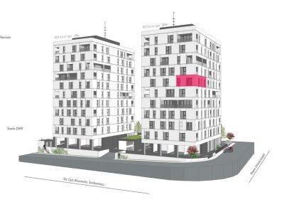 corp B - apartament 26 - aviatoriiresidence.ro