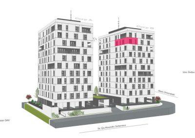 corp B - apartament 40 - aviatoriiresidence.ro