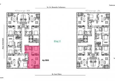 corp B - apartament 6 - aviatoriiresidence.ro 2D