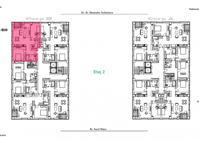 corp B - apartament 9 - aviatoriiresidence.ro 2D