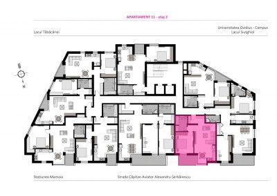 Apartament 11_stamp - Aviatorii Residence II s015