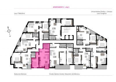 Apartament 4_stamp - Aviatorii Residence II s006