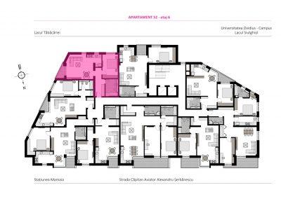 Apartament 52_stamp - Aviatorii Residence II s017