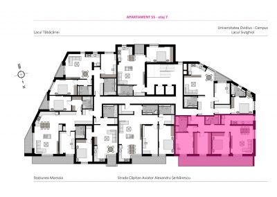 Apartament 55_stamp - Aviatorii Residence II s008