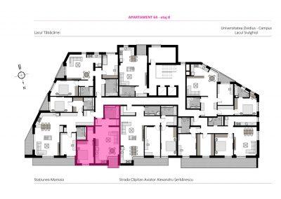 Apartament 64_stamp - Aviatorii Residence II s002