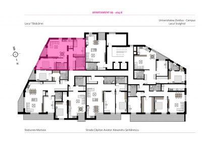 Apartament 66_stamp - Aviatorii Residence II s013