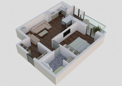 Apartamente tip 2Aside2 - aviatoriiresidence.ro 018