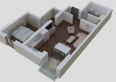 Apartamente tip 2Bside - aviatoriiresidence.ro 001
