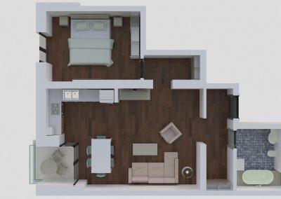Apartamente tip 2Btop - aviatoriiresidence.ro 016