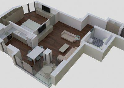 Apartamente tip 2Cside - aviatoriiresidence.ro 009