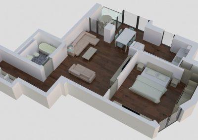 Apartamente tip 2Cside2 - aviatoriiresidence.ro 033