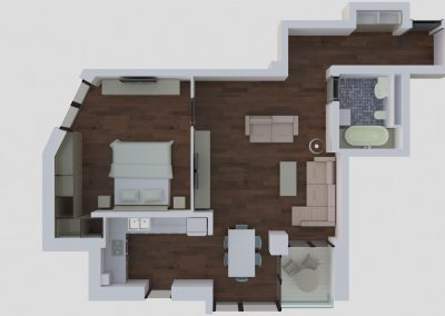 Apartamente tip 2Ctop - aviatoriiresidence.ro 030