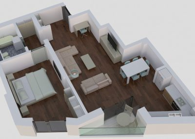 Apartamente tip 2Dside - aviatoriiresidence.ro 027