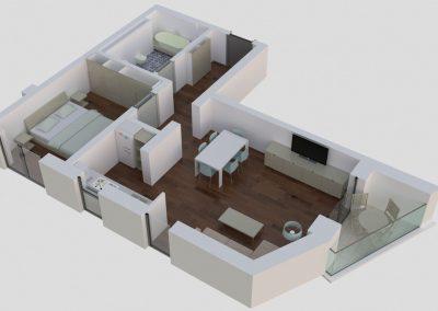 Apartamente tip 2Eside - aviatoriiresidence.ro 022