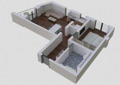 Apartamente tip 2Eside2 - aviatoriiresidence.ro 029
