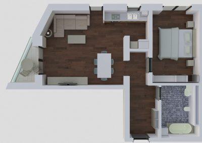 Apartamente tip 2Etop - aviatoriiresidence.ro 019