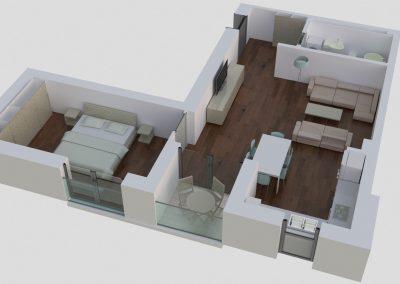 Apartamente tip 2Fside - aviatoriiresidence.ro 032