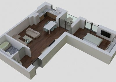 Apartamente tip 2Fside2 - aviatoriiresidence.ro 005