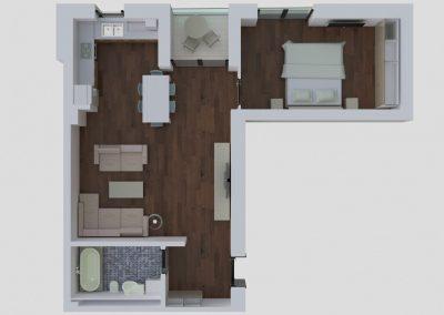 Apartamente tip 2Ftop - aviatoriiresidence.ro 011