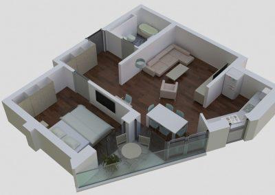Apartamente tip 2Gside - aviatoriiresidence.ro 038
