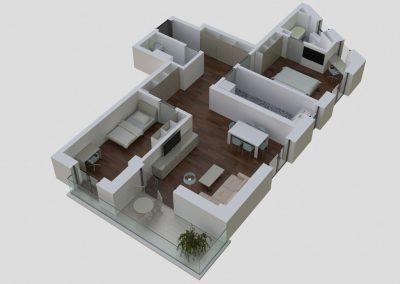 Apartamente tip 3Aside - aviatoriiresidence.ro 015