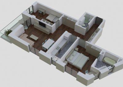 Apartamente tip 3Aside2 - aviatoriiresidence.ro 006