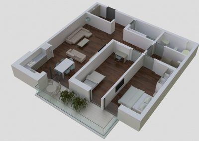 Apartamente tip 3Bside - aviatoriiresidence.ro 002