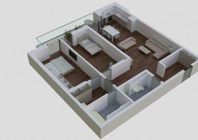 Apartamente tip 3Bside2 - aviatoriiresidence.ro 021