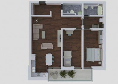 Apartamente tip 3Btop - aviatoriiresidence.ro 017