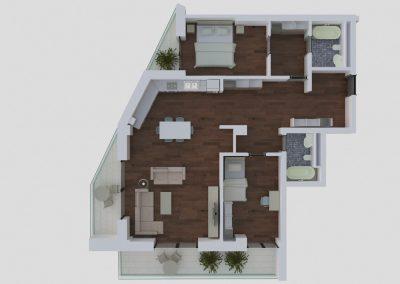 Apartamente tip 3Ctop - aviatoriiresidence.ro 036