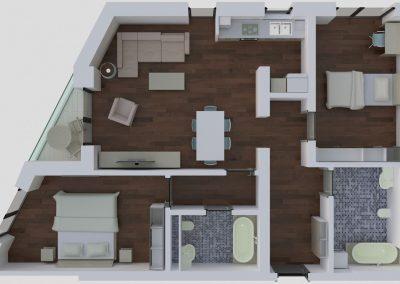 Apartamente tip 3Dtop - aviatoriiresidence.ro 010