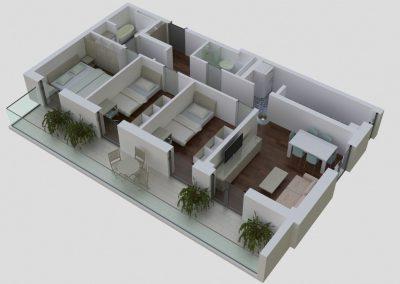 Apartamente tip 4Aside - aviatoriiresidence.ro 007